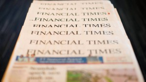 Pearson verkauft Financial Times an Japaner