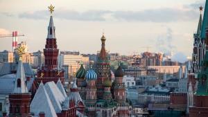 Deutsch-Russische Exporte fast halbiert