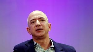 Amazon-Chef hofft auf Fabriken im Weltall