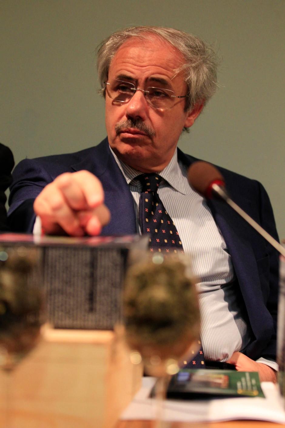 Gouverneur Raffaele Lombardo