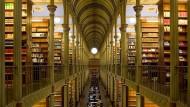 Noch Fragen? Bibliothek der Universität Kopenhagen.