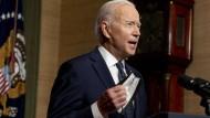 Biden will Wohlhabende deutlich höher besteuern