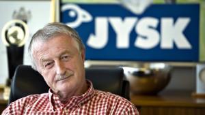 Gründer der Möbelhauskette Dänisches Bettenlager gestorben
