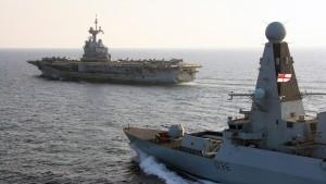 Kriegsschiffe streiken angeblich bei Hitze