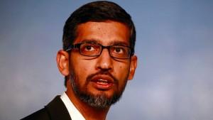 Google ruft Mitarbeiter wegen Trumps Einreise-Verbot zurück