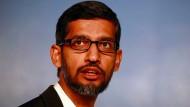 Sundar Pichai ist Vorstandsvorsitzender von Google.