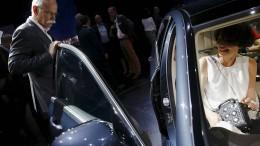 Daimler-Chef bittet China um Verzeihung