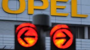 Treuhandmodell der Regierung für Opel wackelt