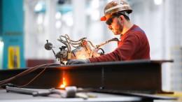 Die deutsche Wirtschaft kommt wieder in Schwung