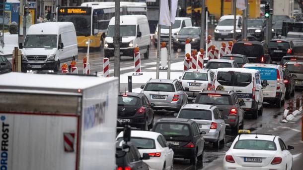 Jedes vierte deutsche Auto erfüllt modernste Abgasnorm