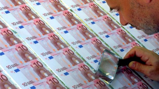 Aus der Eurozone darf keine Transferunion werden