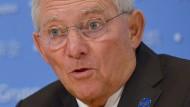 Schäuble bringt Kapitalerhöhung für EU-Bank ins Spiel