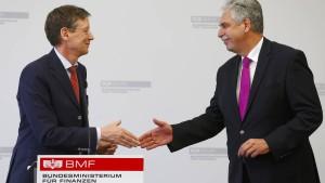 Grundsatzeinigung im Milliardenstreit um Skandalbank Hypo Alpe Adria