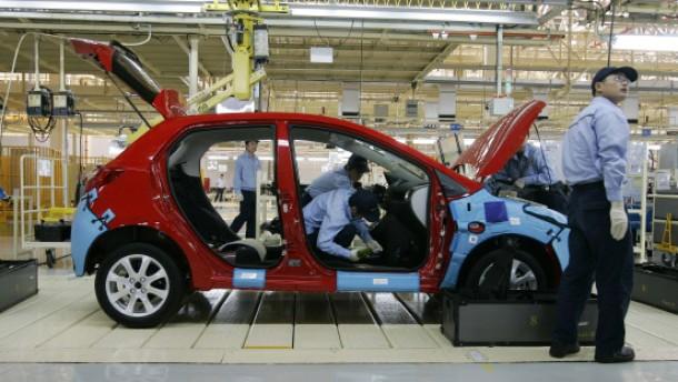 Das neue Gravitationszentrum der Autoindustrie