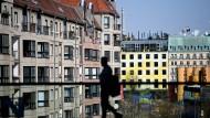 Nicht nur Berlin ist ein umkämpftes Pflaster.