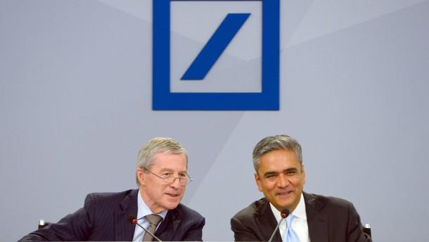 Die neue Deutsche Bank