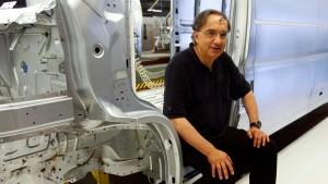 Marchionne kündigt neuen Namen für Fiat-Chrysler an