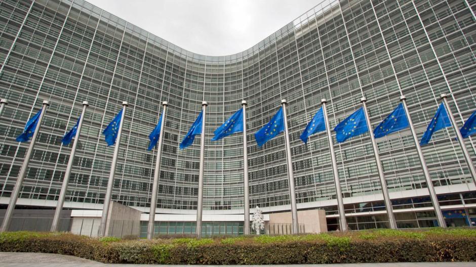 Die EU-Kommission in Brüssel.