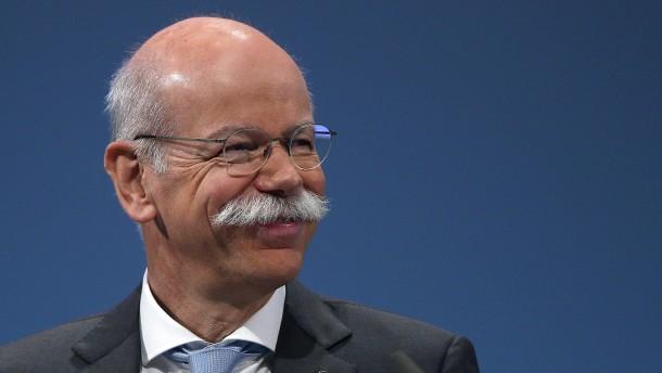 Die Kartellbrüder von Daimler