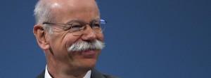 Dieter Zetsche, Daimler-Chef