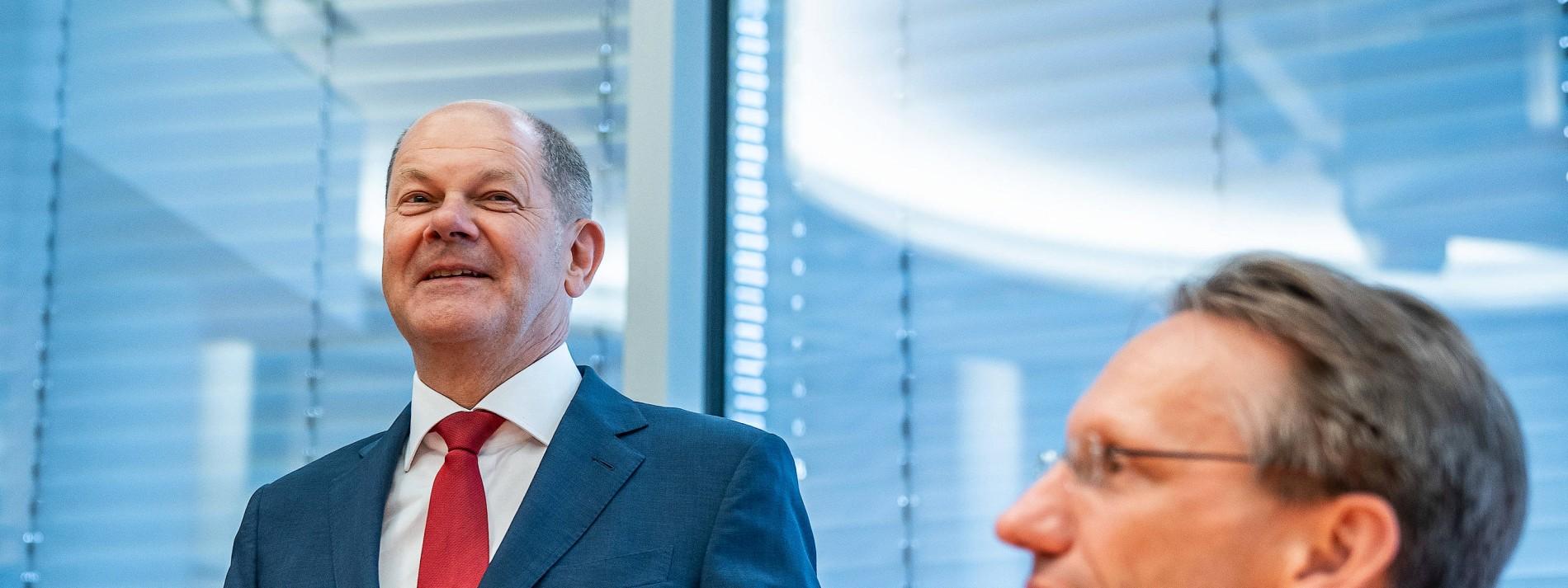 Bund begibt seine zweite grüne Anleihe