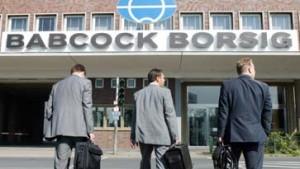 Babcock-Aktionäre dürften leer ausgehen