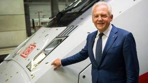 Bahn-Chef Grube bleibt bis 2020