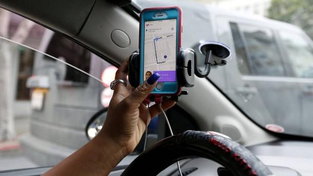 Ford arbeitet mit Uber-Konkurrent zusammen