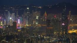Einzelner Parkplatz in Hongkong für mehr als eine Million Euro verkauft