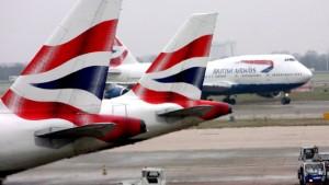 Rekordverlust für British Airways