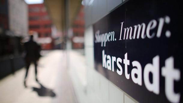 Bei Karstadt wird wieder über die Gehälter verhandelt