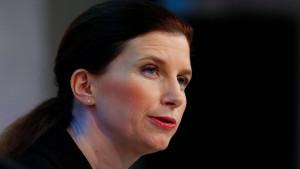 Bettina Orlopp wird den neuen Aufsichtsratschef bald treffen