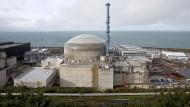 Explosion in französischem Kernkraftwerk