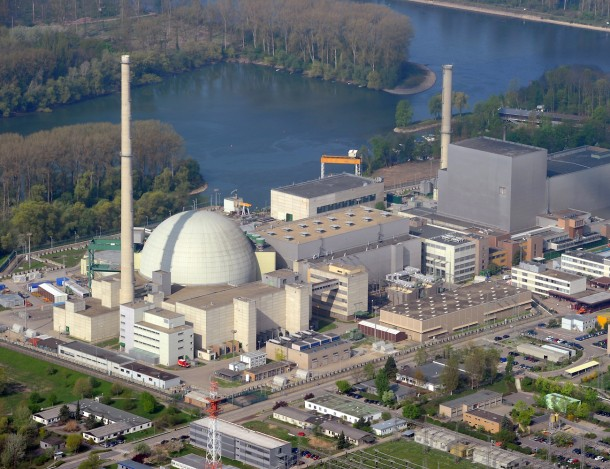 Kernkraftwerk Philippsburg Aktuell