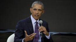 Das Ende von Obamas Klimapolitik