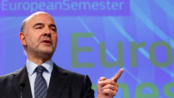 Die EU-Kommission sieht sich fortan als Finanzminister