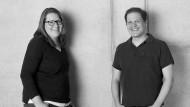 Xentral-Gründer Claudia und Benedikt Sauter