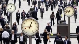 Immer weniger Stellen für Menschen mit mittlerer Qualifikation