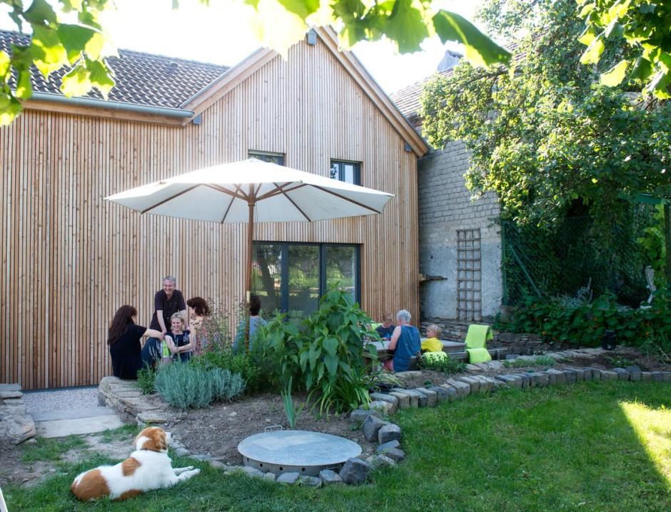 bildergalerie neue h user ein zweites zuhause auf dem land bild 2 von 9 faz. Black Bedroom Furniture Sets. Home Design Ideas