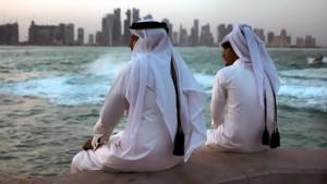 Kraftprobe der Golfstaaten