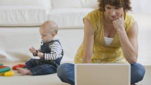 Viele Mütter wollen keine frühe Berufs-Rückkehr