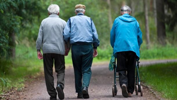 Arbeitgeber halten Rentenpläne für unterfinanziert