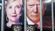 Wie gefährlich ist Trump für das Geld der Anleger?