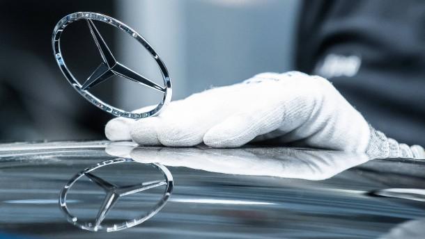 """""""Daimler baut die besten Autos – nicht Tesla"""""""
