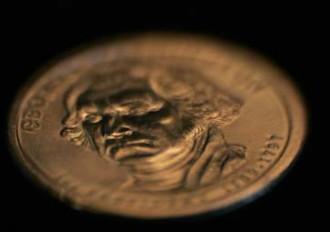 Fehlprägung Kein Glück Mit Dollar Münzen Wirtschaft Faz