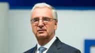 Aufsichtsratsvorsitzender Paul Achleitner
