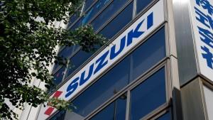 Suzuki räumt untaugliche Spritverbrauchtests ein