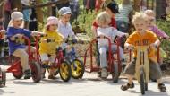 Notfall-Babysitter und Homeoffice