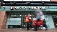 Der Prozess gegen frühere Manager der Anglo Irish Bank beginnt