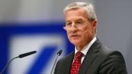 Staatsanwalt klagt Co-Chef der Deutschen Bank an